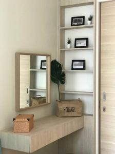 For RentCondoSukhumvit, Asoke, Thonglor : Condo for rent : Park 24 Type : 1 Bedroom 1 Bathroom Size : 39 Sq.m Floor : 9 Rent price 28,000 bath/month