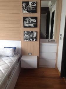 For RentCondoSukhumvit, Asoke, Thonglor : Condo for rent : Lumpini 24 Type : 1 Bedroom 1 Bathroom Size : 31.5 Sq.m Floor : 31 Rent price 25,000 baht/month