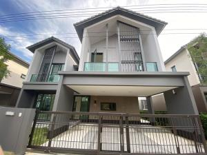 For SaleHousePinklao, Charansanitwong : House for sale, Setthasiri Charan Pinklao 2, very new house, never entered. Built-in luxury decoration