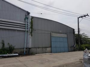 For SaleFactorySamrong, Samut Prakan : Sell or rent = Factory with license Ror.4 Bangna-Trad Road Near King Kaew Market, Samut Prakan