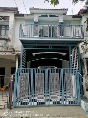 For SaleTownhouseBangbuathong, Sainoi : 🔰 Village Piyawararom Phase 3, Ban Kluay-Sainoi Rd. New renovations throughout ✨
