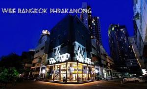 ขายขายเซ้งกิจการ (โรงแรม หอพัก อพาร์ตเมนต์)อ่อนนุช อุดมสุข : โฮสเทลพระโขนง ซอยสุขุมวิท 48 ใกล้ BTS พระโขนง Wire Bangkok Hotel and cafe Phrakanong