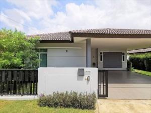 For SaleHousePattaya, Bangsaen, Chonburi : Single storey house in the middle of the natural kingdom, Huay Yai