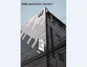 ขายขายเซ้งกิจการ (โรงแรม หอพัก อพาร์ตเมนต์)อ่อนนุช อุดมสุข : โฮสเทลอ่อนนุช ซอยสุขุมวิท 77 ใกล้ BTS อ่อนนุช Wire Bangkok hotel and cafe on-nut