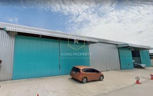 For RentWarehouseLadprao101, The Mall Bang Kapi : Warehouse for rent with office, 300 and 600 sq m, Soi Pho Kaeo, Bang Kapi District, Bangkok