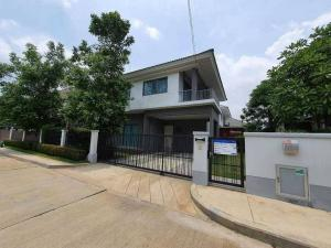 For SaleHouseChengwatana, Muangthong : # Sell below the estimated price ⭐🚩 House for sale 🏡 (H1145) Village Perfect Place 2 Chaengwattana