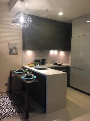 For RentCondoSukhumvit, Asoke, Thonglor : for rent The Esse Asoke 1 bed 35k 📍