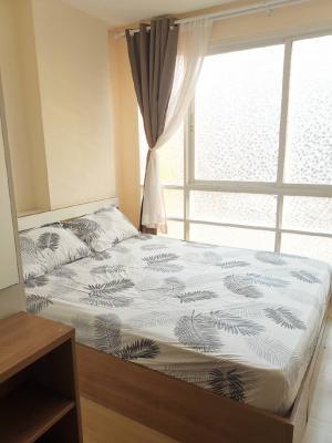For SaleCondoRatchadapisek, Huaikwang, Suttisan : S007 selling cheap!! Condo Emerald Residence Ratchada