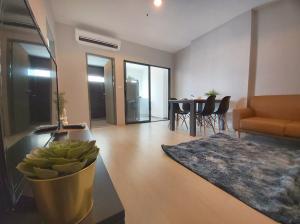 For RentCondoSamrong, Samut Prakan : ideo Sukhumvit115 Fully furnished ready to move in