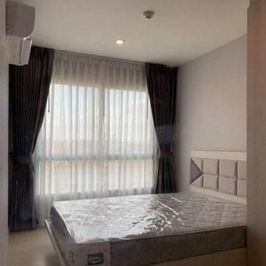 For RentCondoSamrong, Samut Prakan : For rent: The Kith Plus Sukhumvit 113 corner room, fully furnished