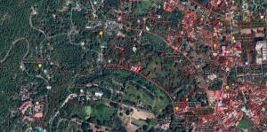 For SaleLandChiang Mai : Land for sale at the foot of Doi Suthep.