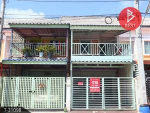 ขายทาวน์เฮ้าส์/ทาวน์โฮมสำโรง สมุทรปราการ : หัวข้อประกาศ : ขายทาวน์เฮ้าส์ 2 ชั้น หมู่บ้านกิตตินครทาวน์ สมุทรปราการ สภาพดี