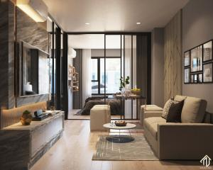 For RentCondoLadprao, Central Ladprao : 🌟 Wow, luxury, overpriced! For rent, Life Ladprao, next to BTS Ladprao Intersection