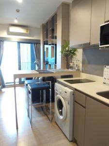 For RentCondoOnnut, Udomsuk : Rent 36th floor, price 11000 baht, beautiful room, city view