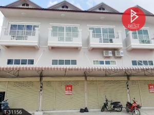 For SaleTownhouseChiang Mai : Townhouse for sale in Warun Niwet Chiang Mai.