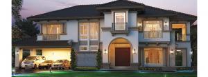 For SaleHouseSamrong, Samut Prakan : Beautiful house for sale, Nantawan Bangna Km 7, talk price, ready to finish, near the airport, Inter Mega Bangna school, expressway