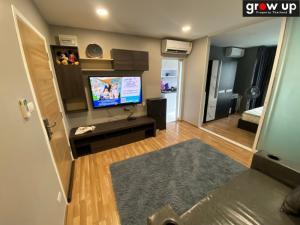 For RentCondoOnnut, Udomsuk : GPR10758 Rent ⚡️ Condo Green Ville 2 Sukhumvit 101 💰 9,500 bath Hot Price near BTS Punnawithi