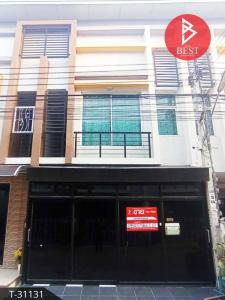 For SaleTownhousePinklao, Charansanitwong : 2 storey townhouse for sale, RK PARK Ramintra-Safari (RK PARK Ramintra-Safari), Bangkok.