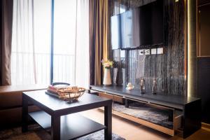 For RentCondoSukhumvit, Asoke, Thonglor : Pet friend condo for rent, Maru Ekkamai, 15th floor, 2 bedrooms, 2 bathrooms