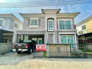 For SaleHouseKaset Nawamin,Ladplakao : Sale Golden Neo Ladprao-Kaset Nawamin Twin house size 37.1 sq m.