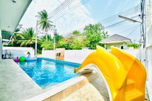 For SaleHouseHua Hin, Prachuap Khiri Khan, Pran Buri : Urgent sale!!! Pool Villa Hua Hin The owner is hot, the money is only 3.49 million.