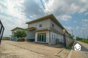 For SaleShophouseRangsit, Patumtani : Land for sale with warehouses, offices and houses next to Kanchanaphisek Road, Khlong Luang, Pathum Thani, total area of 1 rai 2 ngan.