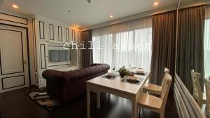 For RentCondoSukhumvit, Asoke, Thonglor : For rent C Ekamai 2 room 2 bahtroom 66.0 sqm Fl.27 44,000 / mounth