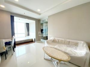 For SaleCondoSamrong, Samut Prakan : THE METROPOLIS SAMRONG INTERCHANGE / 1 BEDROOM (FOR SALE), The Metropolis Samrong Interchange / 1 bedroom (FOR SALE) SS338.