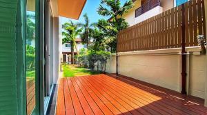 For RentHousePattanakan, Srinakarin : House for rent at Villa Acadia Srinakarin road
