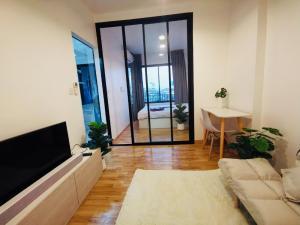For SaleCondoSamrong, Samut Prakan : Minimalist style condo + ready to move in