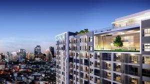 ขายคอนโดสาทร นราธิวาส : 🔥ขายขาดทุนด่วน 🔥ถูกมากกก ห้อง Penthouse 92 ตร.ม. 2 นอน 2 น้ำ ชั้น 25