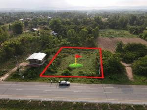 For SaleLandPhitsanulok : Land for sale in a golden location, 190 square wa, Wat Bot, next to the capital road number 11. Phitsanulok - Denchai