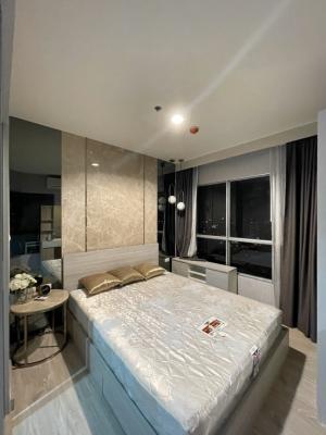 For SaleCondoChengwatana, Muangthong : Selling Aspire Ngamwongwan, 1 bedroom, 26th floor, near Kasetsart University + The Mo Ngamwongwan Fully furnished View of the Mall Ngamwongwan