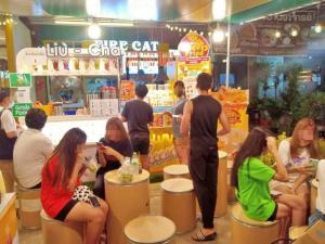 For LongleaseRetailNakhon Pathom, Phutthamonthon, Salaya : Lease shop‼ ️ Liu Cha French fries, ice-cream, fried malachite with equipment @ near Silpakorn University, Nakhon Pathom Province