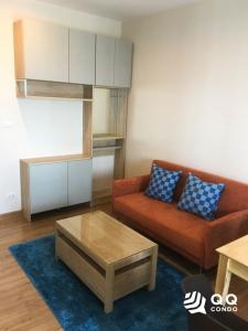 For RentCondoPinklao, Charansanitwong : For rent The Tree Rio Bang-Aor Station - 1 Bed, size 30 sq.m., Beautiful room, fully furnished.