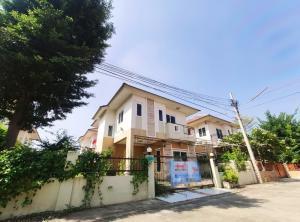 For SaleHouseChengwatana, Muangthong : Single-detached house for sale: Laphawan 19 Pakkred (064-6654666)