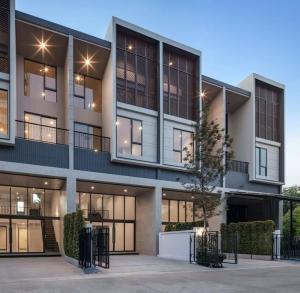 For RentHome OfficeKaset Nawamin,Ladplakao : Rental : Home Office and House in Ekamai Lardprow , 5 Bed 4 Bath , 2 Parking lot , 45 sqw , 306 sqm