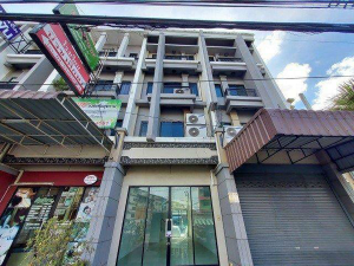 ขายตึกแถว อาคารพาณิชย์นวมินทร์ รามอินทรา : บ้านเดี่ยวขาย : เดอะ รีเจ้นท์ สตรีท ลอนดอน รามอินทรา 109 (064-6654666)