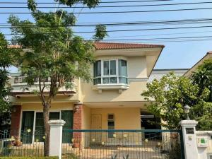 For SaleHouseRathburana, Suksawat : Single detached house for sale: Supalai Park Ville Prachauthit 86 (064-6654666)