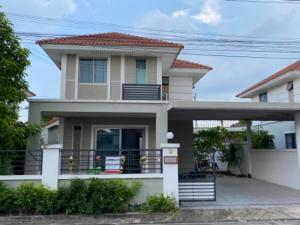 For SaleHouseRayong : Urgent sale, twin house, 41.76 sq m, village life, City Park, Bo Win project