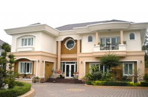 For SaleHouseKorat KhaoYai Pak Chong : 2 storey luxury house for sale in the prime location of Korat city, Suebsiri coordinates