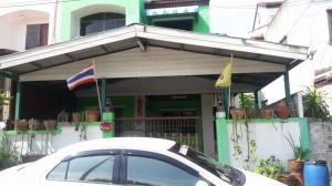 For SaleHouseSamrong, Samut Prakan : ขายบ้านแฝด 3 ชัั้นครึ่ง