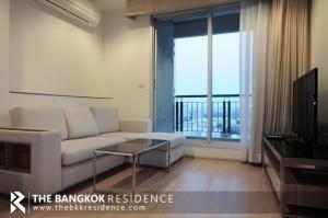 For RentCondoRatchadapisek, Huaikwang, Suttisan : Best Price!! 20 High Floor Condo for Rent Near MRT Huai Khwang - RHYTHM Ratchada-Huaikhwang @16,000 Baht/Month