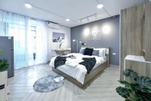 For SaleCondoChiang Mai : 1.19 MB Nimman Condo for Sale 24 Sqm 5th Floor , 103 Condominium 2 soi 12 Nimman Sukkasem