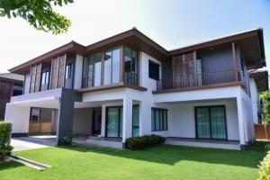 For SaleHousePattanakan, Srinakarin : For sell Burasiri Pattanakarn 4Bedroom 23.9MB 084-2959954