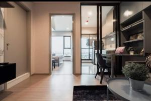 For RentCondoOnnut, Udomsuk : 🔥 Urgent for rent, Life Sukhumvit 62, size 30 sq m, very nice decorated room, very wow price 😱 14,500 baht / month