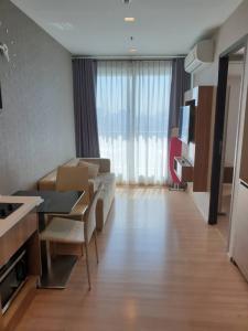 เช่าคอนโดสาทร นราธิวาส : Condo For rent @ Rhythm Sathorn 35 sqm. 1 br. 15th fl. fully furnished 18,000 baht/month