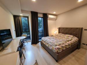 For RentCondoNana, North Nana,Sukhumvit13, Soi Nana : For Rent! Venio Sukhumvit 10 / Studio Room, 25 Sq.m. Fully Furnished - Ready to Move in