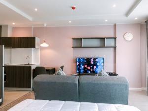 For RentCondoChiang Mai : D condo Rin Condo for Rent 28 Sqm 8th floor