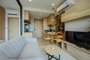ขายคอนโดอ่อนนุช อุดมสุข : 💥 ขาย 1 ห้องนอน 32 ตรม. แต่งสวย Kawa Haus ใกล้ BTS อ่อนนุช คอนโดสไตล์รีสอร์ท โทร.062-339-3663